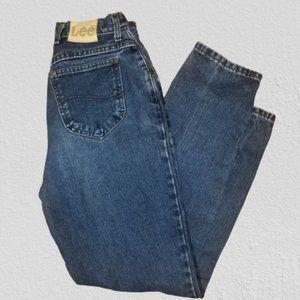 Vintage Lee Mom Jeans Size 6 Med